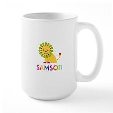 Samson Loves Lions Mug