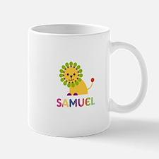 Samuel Loves Lions Mug