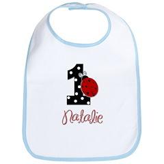 1 Ladybug NATALIE - Custom Bib