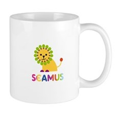 Seamus Loves Lions Mug