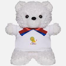 Semaj Loves Lions Teddy Bear