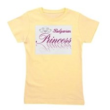 Bulgarian Princess Girl's Tee