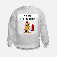 Future Firefighter (Girl) Sweatshirt