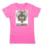 Vintage Colombia Girl's Tee