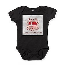 Love It Denmark Baby Bodysuit