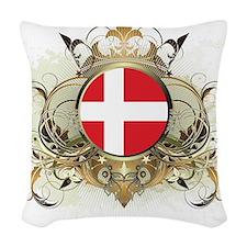 Stylish Denmark Woven Throw Pillow
