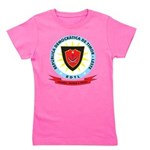 East Timor Coat Of Arms Girl's Tee