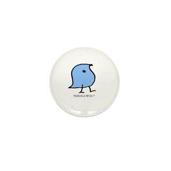 This is a Wug Mini Wug Buttons (10 pack)
