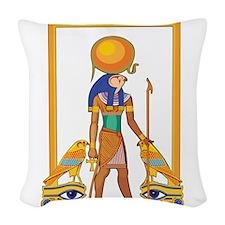 Egypt Woven Throw Pillow