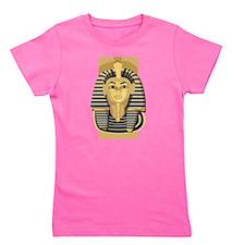 Egypt King Tut Girl's Tee