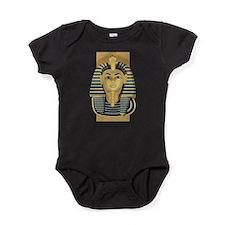 Egypt King Tut Baby Bodysuit