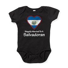 Happily Married Salvadoran Baby Bodysuit