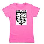 Vintage England Girl's Tee