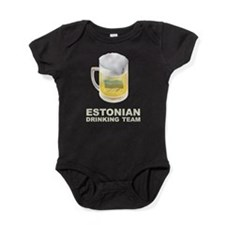 Estonian Drinking Team Baby Bodysuit