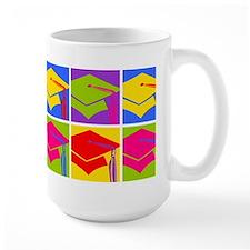 Pop Art Grad Mug