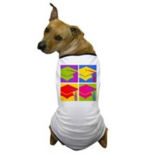 Pop Art Grad Dog T-Shirt