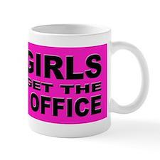 Nice Girls Don't Get Ahead Mug