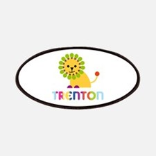 Trenton Loves Lions Patches