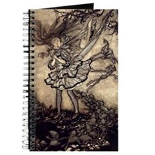 Mischievous Forrest Pixies Journal