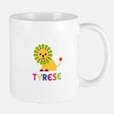 Tyrese Loves Lions Mug