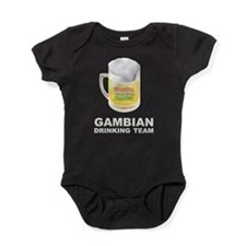 Gambian Drinking Team Baby Bodysuit