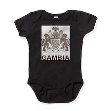 Vintage Gambia Baby Bodysuit