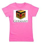 Cube Germany Girl's Tee