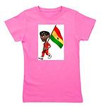 3D Ghana Girl's Tee