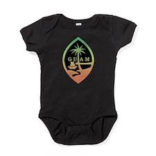Guam Baby Bodysuit