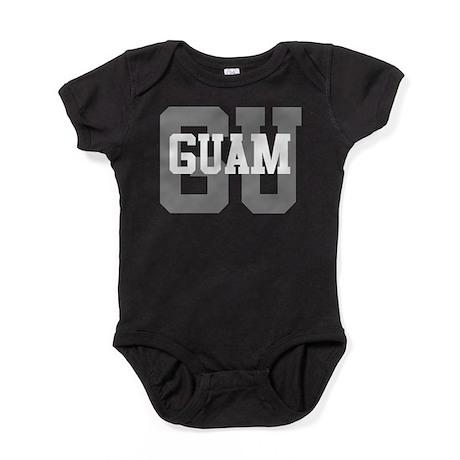 GU Guam Baby Bodysuit