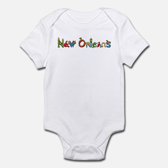 New Orleans Infant Bodysuit