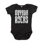 Guyana Rocks Baby Bodysuit