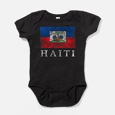 Vintage Haiti Baby Bodysuit