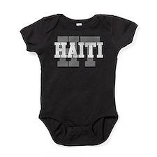 HT Haiti Baby Bodysuit