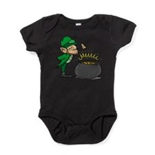 Leprachaun Baby Bodysuit