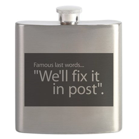 Fix it in Post Flask