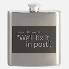 Fix it in Post Flask
