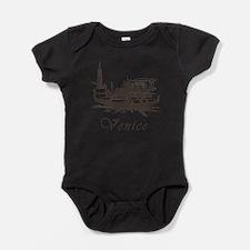 Retro Venice Baby Bodysuit
