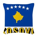 Kosovo Woven Throw Pillow