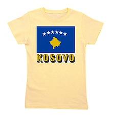 Kosovo Girl's Tee