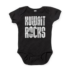 Kuwait Rocks Baby Bodysuit