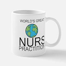 Worlds Greatest Nurse Practitioner Mug