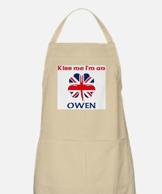 Owen Family BBQ Apron