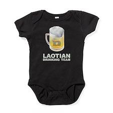 Laotian Drinking Team Baby Bodysuit