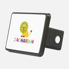 Zachariah Loves Lions Hitch Cover