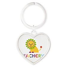 Zachery Loves Lions Keychains