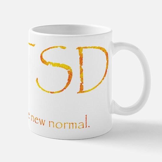 PTSD Normal Mug