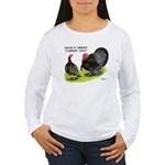 Turkey Day Women's Long Sleeve T-Shirt