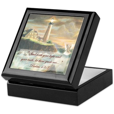 """Guide my Spirit O Lord"" Fine Art Gift Box"