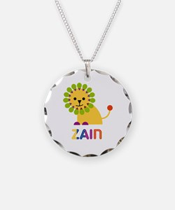 Zain Loves Lions Necklace